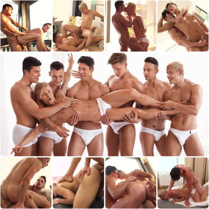American Lovers In Prague BelAmi Gay Porn