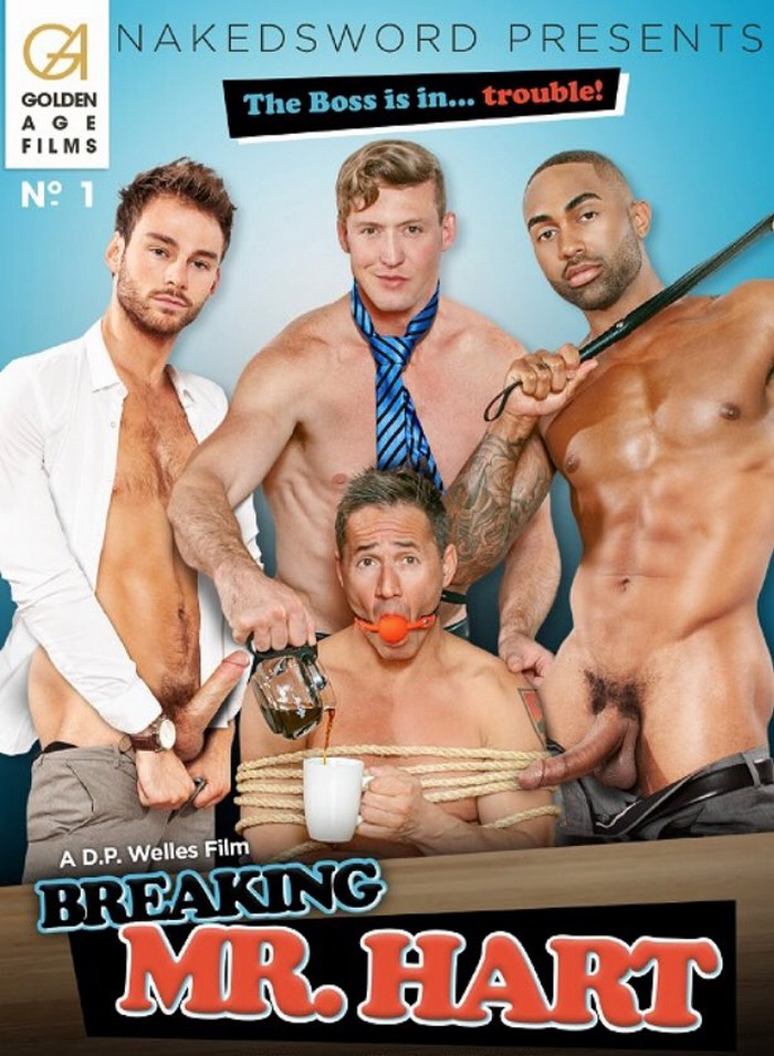 Breaking Mr Hart Gay Porn Parody 9To5 Pierce Paris Dean Phoenix Remy Cruze Max Adonis