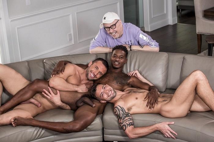 Čierna SSBBW lesbičky