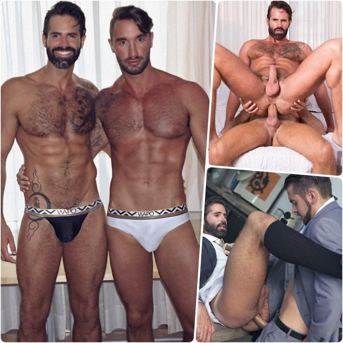 Dani Robles Gay Porn Dante Colle Vadim Romanov Michael Wapo