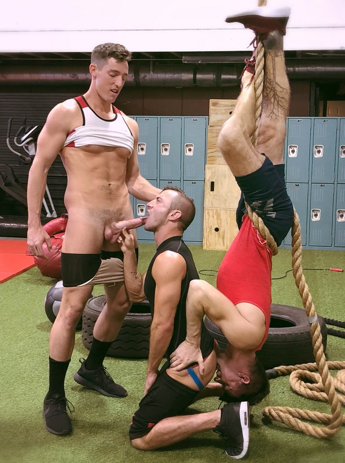 Gay Porn Behind The Scenes Acrobatic Sex Woody Fox Grant Ryan Steven Lee