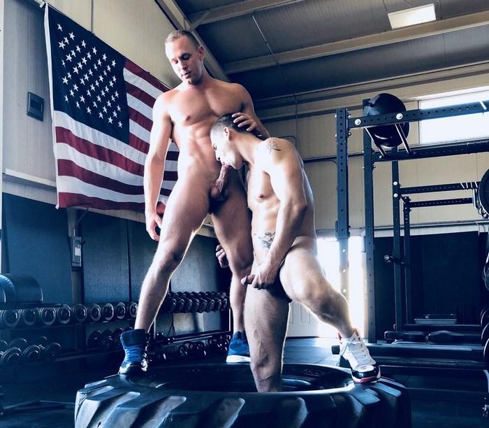 Gay Porn Behind The Scenes Adam Gregory Broderick Roman Todd