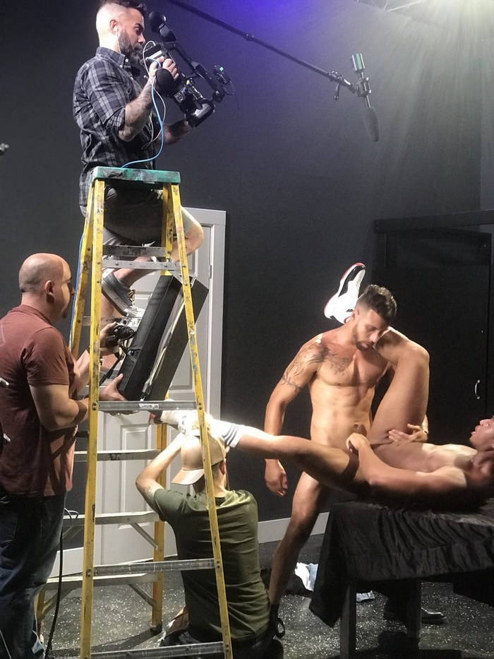 Gay Porn Behind The Scenes Hit It Then Quit It