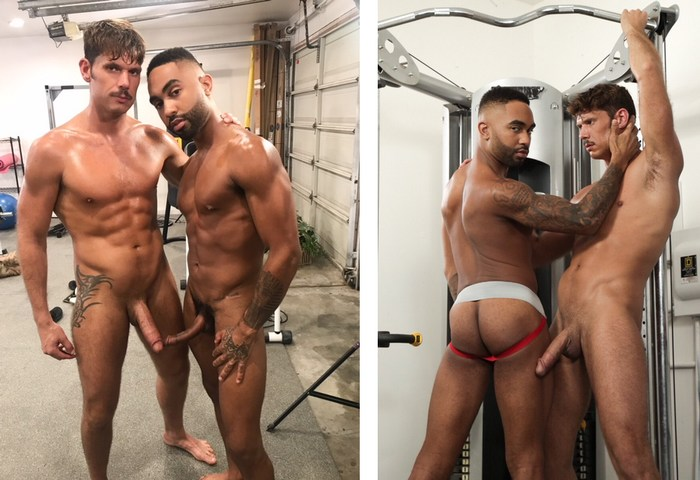Gay Porn Behind The Scenes Tyler Roberts Remy Cruze NoirMale