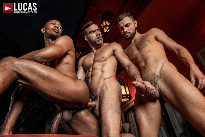Gay Porn Big Penis Sean Xavier Manuel Skye Jeffrey Lloyd Bareback Sex