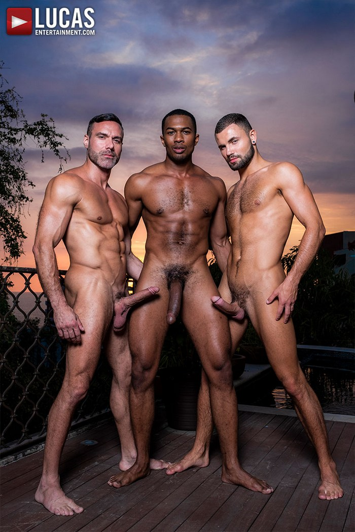 Gay Porn Big Penis Sean Xavier Manuel Skye Jeffrey Lloyd Muscle Hunks