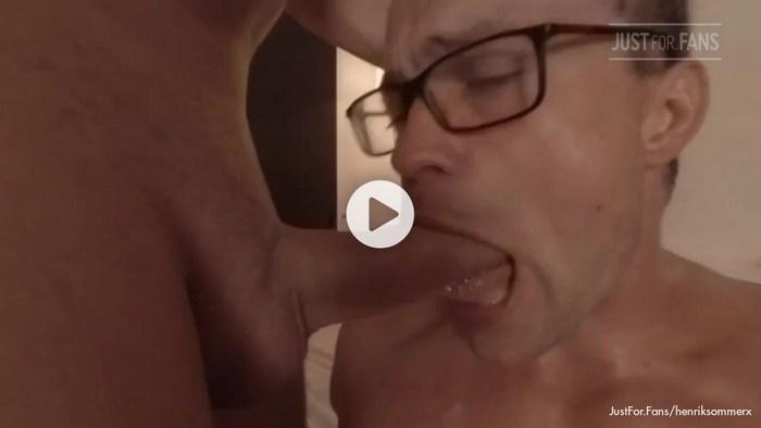 Henrik Sommer Gay Porn Muscle Hunk Sex Tape JustForFans
