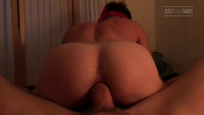 JJ Knight Gay Porn Big Dick JustForFans