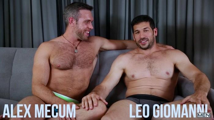 Leo Giamani Gay Porn Alex Mecum Fucking