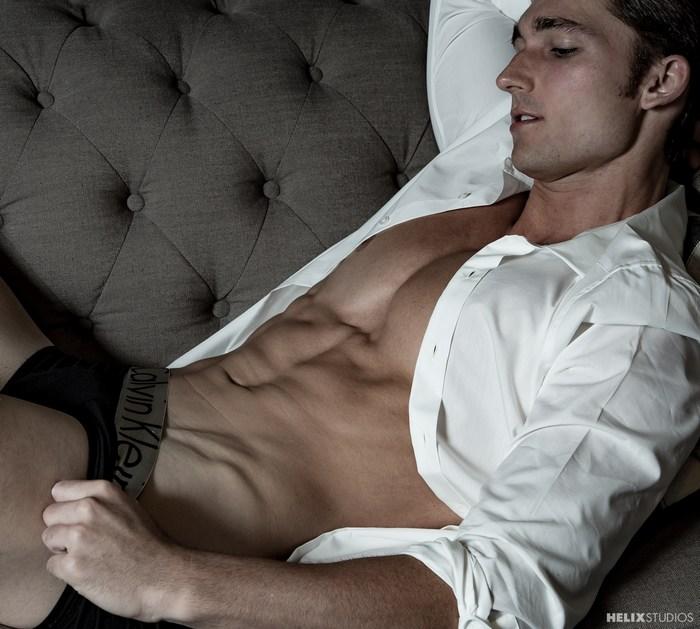 Luke Wilder Handsome Gay Porn Star Male Model Nude