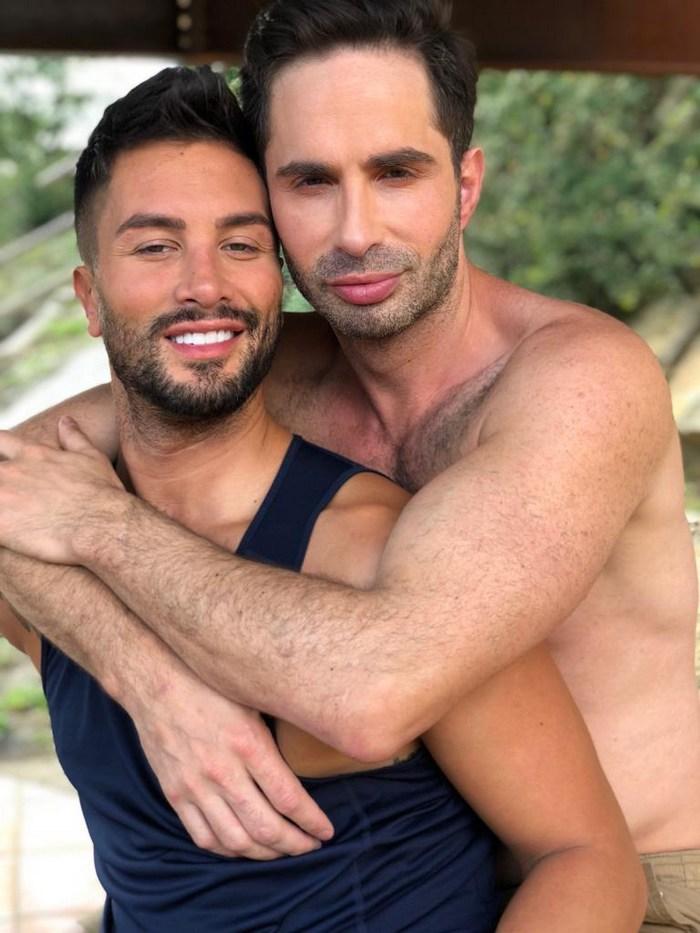 Michael Lucas Andrea Suarez Gay Porn Behind The Scenes