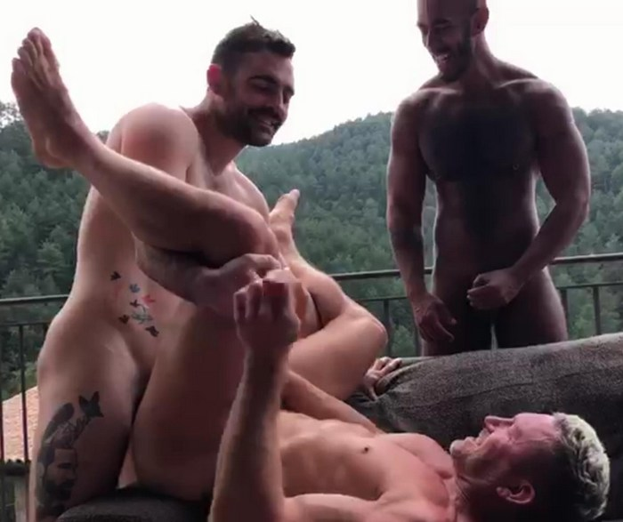 Tomas Brand Bottom Gay Porn Behind The Scenes Max Arion Louis Ricaute