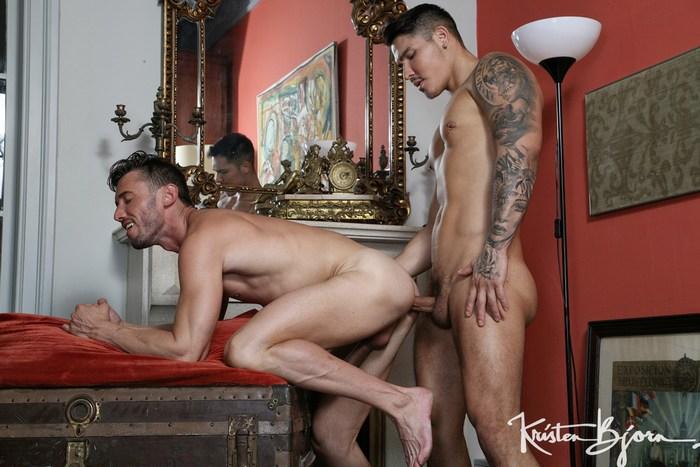 Apollo Fire Gay Porn Marcos Oliveira Bareback Sex KristenBjorn