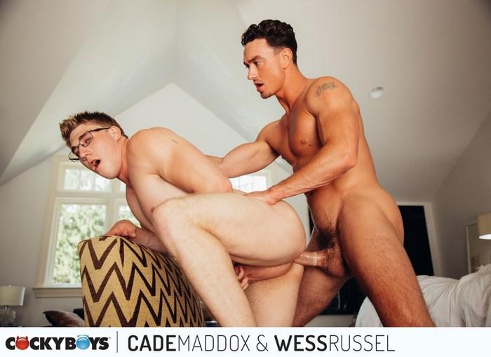 Cade Maddox Gay Porn Wess Russel CockyBoys
