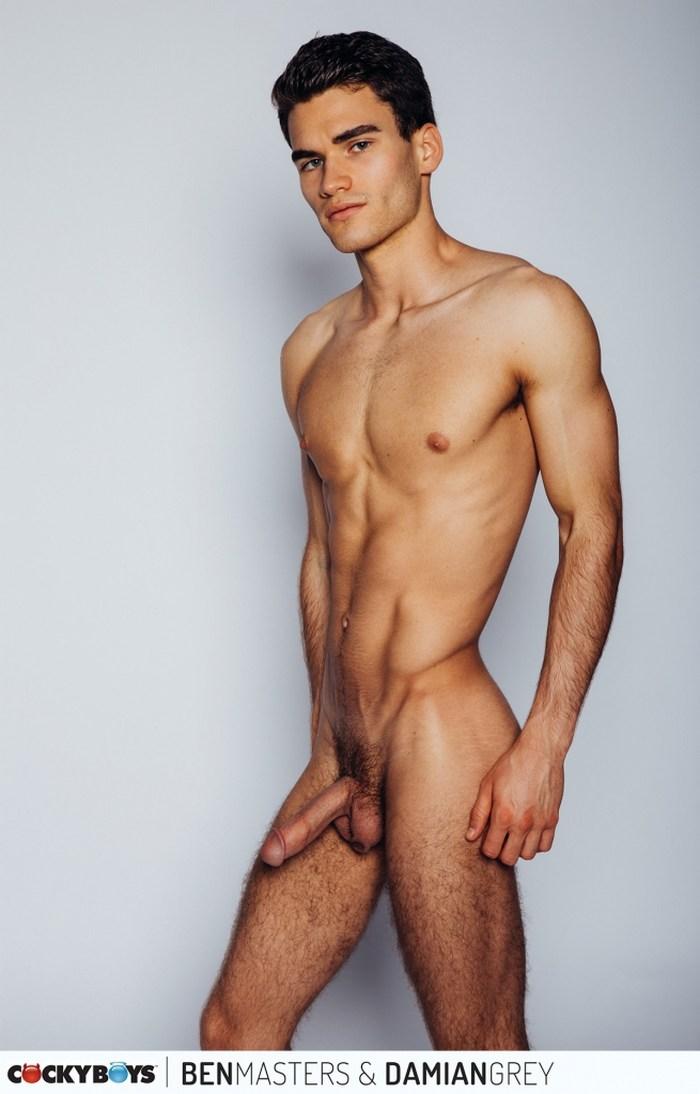 Damian Grey Gay Porn Star Naked CockyBoys