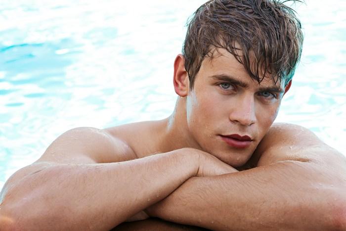 Dolph Lambert BelAmi Gay Porn Star Male Model Naked