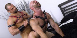 Gay Porn Barton Tatum Parks ChaosMen Muscle Hunk XXX