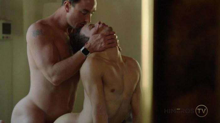 Gay Porn Logan Cross Cade Maddox Diego Sans In The Closet HimerosTV