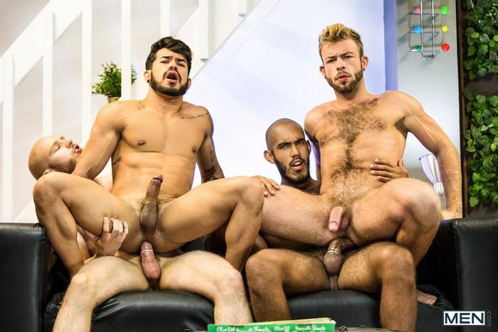 Gay Porn Orgy Gabriel Phoenix Louis Ricaute Pietro Duarte Orson Deane