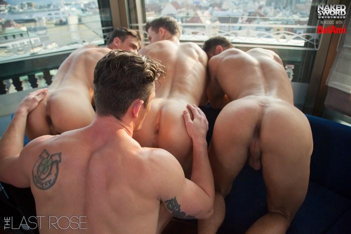 Gay Porn Orgy Ryan Rose Andrei Karenin Jon Kael Joaquin Arrenas