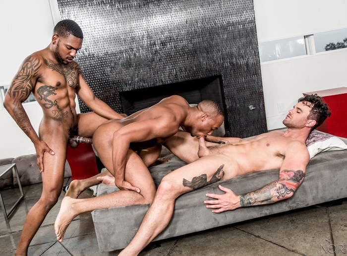 Gay Porn Trent King Aaron Reese Beau Reed