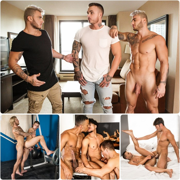 Gay Porn William Seed Theo Ros Armond Rizzo Jake Porter Tyler Roberts Zario Travezz