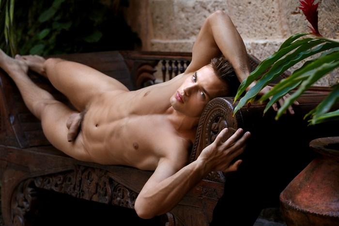 Hoyt Kogan BelAmi Naked Gay Porn Star Nude