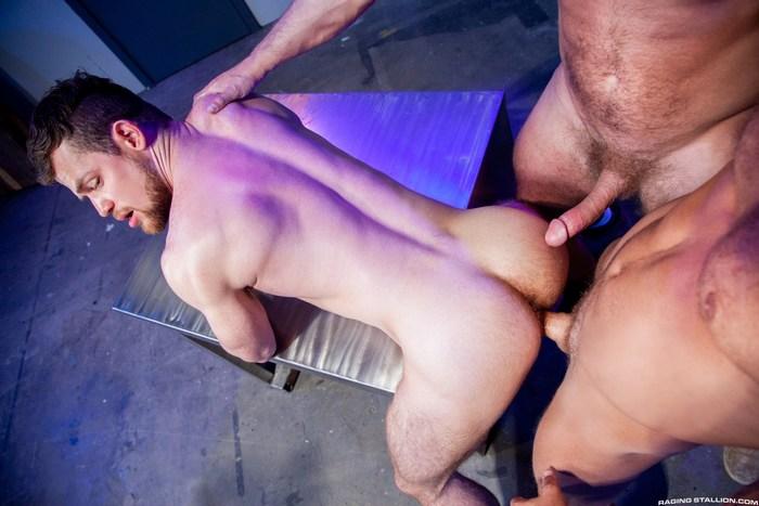 Kurtis Wolfe Gay Porn Johnny Ryder Riley Mitchel Bareback Sex