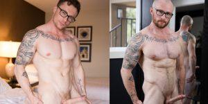 Markie More Gay Porn Star Bodybuilder Bald New Look XXX