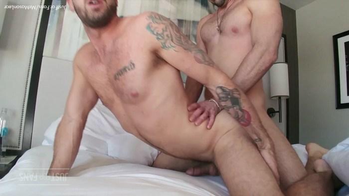 Mason Lear Gay Porn Bareback Sex Tape JustForFans