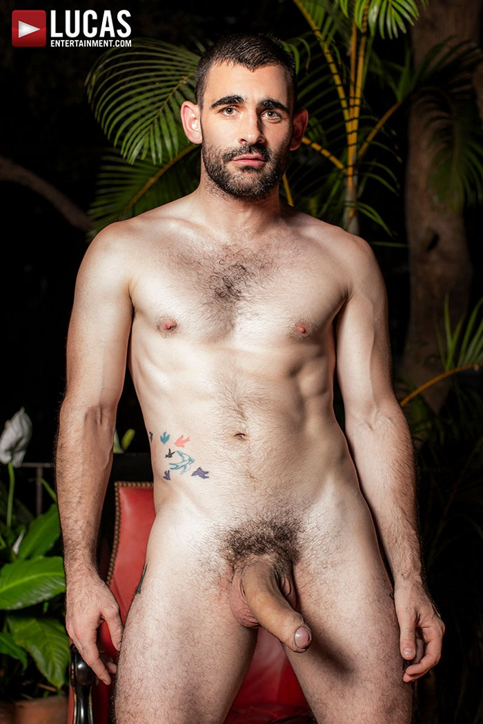 Max Arion Gay Porn Star Naked Big Dick