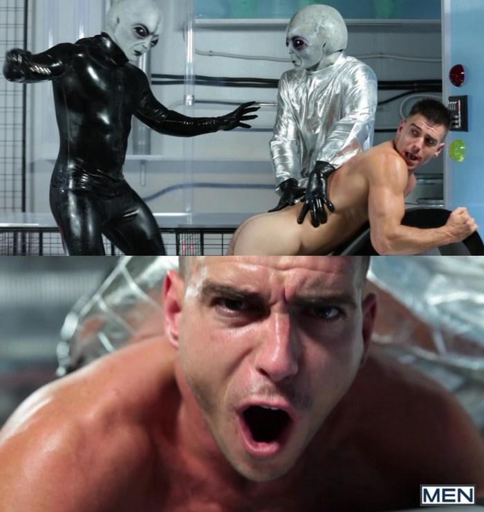 Paddy OBrian Gay Porn Alien Anal Probe