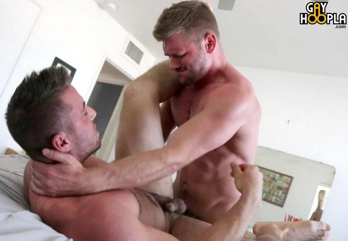 Sean Holmes Gay Porn Derek Jones Muscle Jock GayHoopla