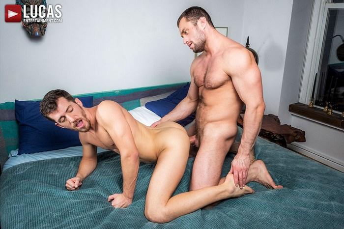 Stas Landon Gay Porn Shawn Andrews Muscle Stud Bareback Sex
