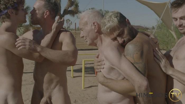 TheEndOfAgeism World Odest Gay Porn Star Orgy Alex Mecum Adam Ramzi Calvin Banks Max Adonis HimErosTV