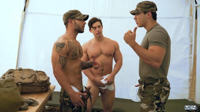 black military porn