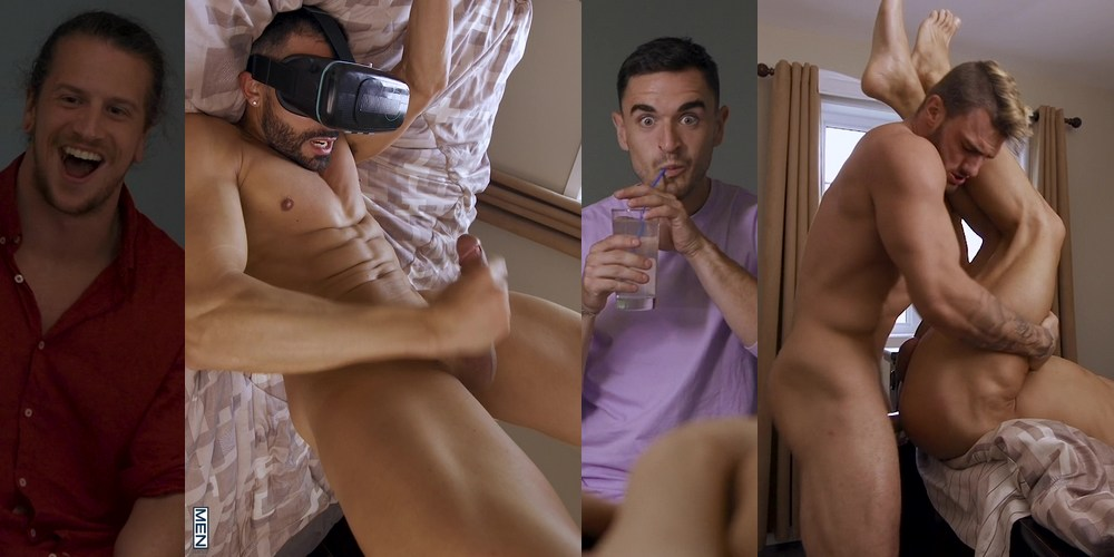 virtuelt homoseksuel sex