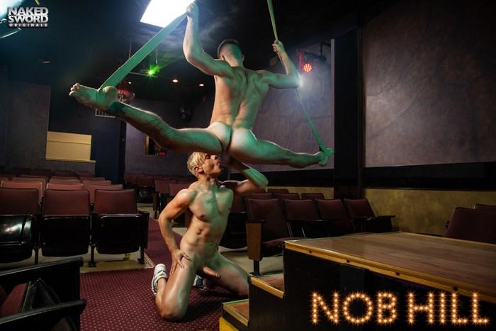 Acrobatic Gay Porn Nob Hill Woody Fox Alam Wernik
