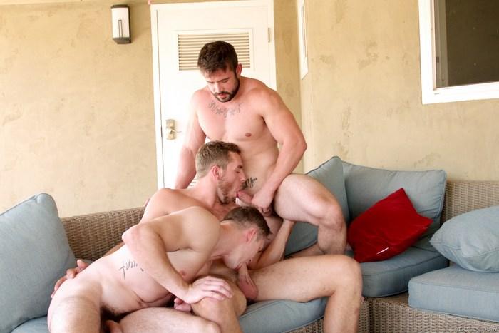 Carter Woods Mathias Jackson Traynor Gay Porn