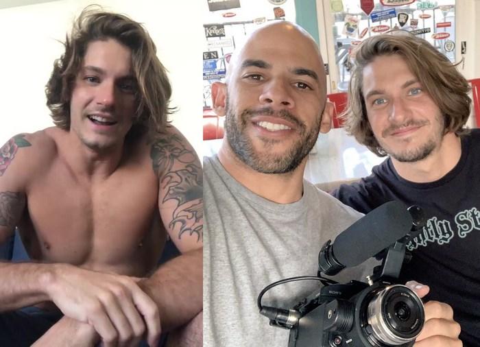 Clark Parker Austin Wilde Gay Porn Stars
