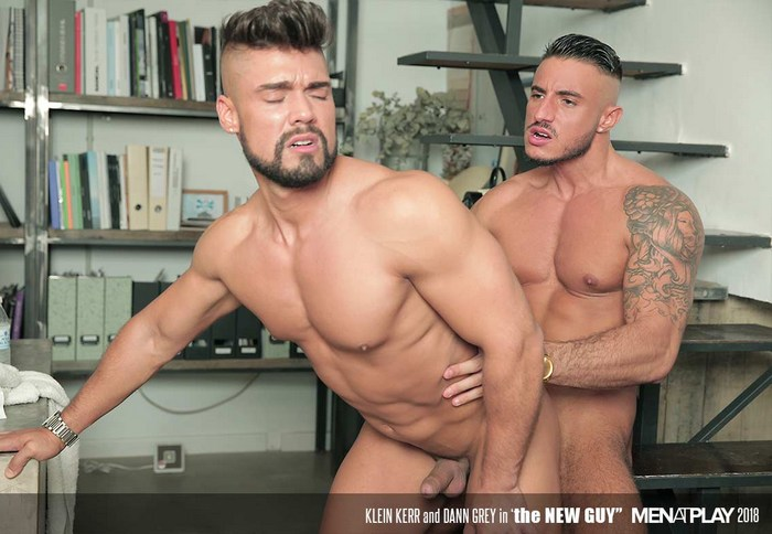 Dann Grey Gay Porn Klein Kerr Menatplay