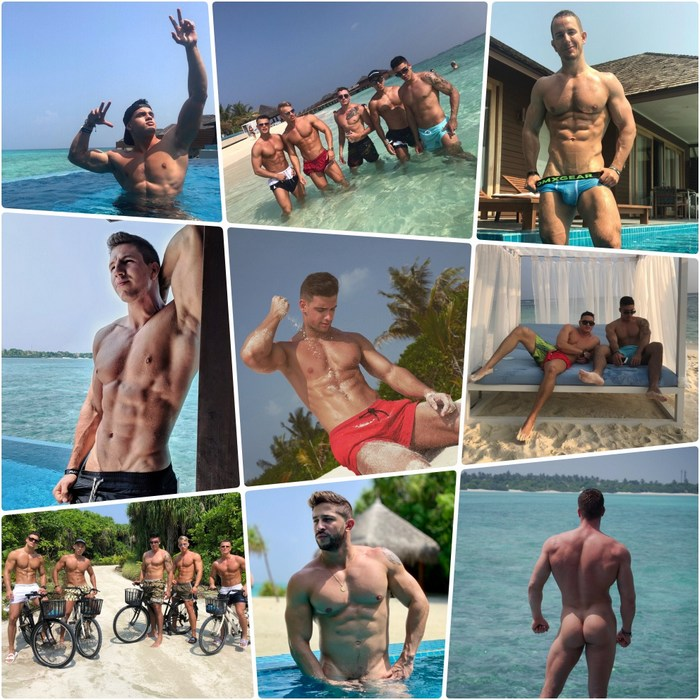 Flirt Summit 2018 BelAmi Gay Porn Stars Flirt4Free Webcam Male Models Shirtless