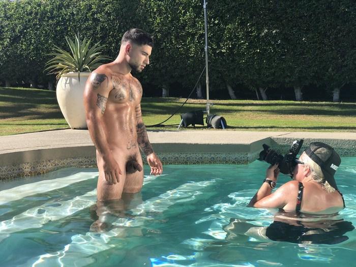 Gay Porn Behind The Scenes Vadim Black Devin Franco