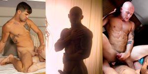 Gay Porn Stars Trevor Laster Brysen Naked Willam Belli NSFW Music Video HOOPS XXX