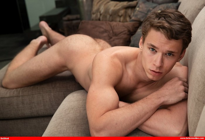 Neil Segal BelAmi Gay Porn Star Naked