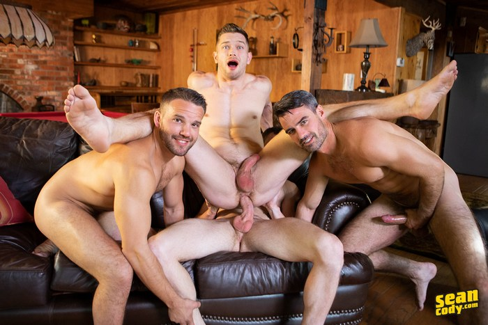 Sean Cody Gay Porn Orgy Outdoor Fuck Sean Daniel Jackson Deacon