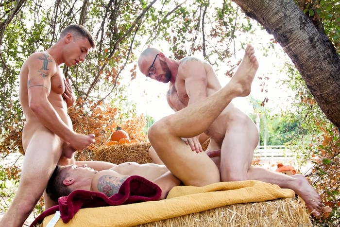 Spencer Laval Bottoms Gay Porn Markie More Justin Matthews