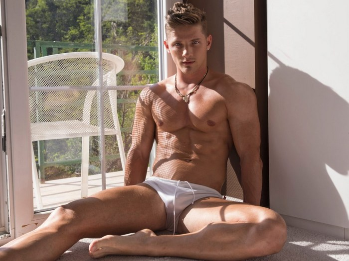 Viggo Sorensen BelAmi Pornô Gay Estrela Sem Camisa Muscle Jock