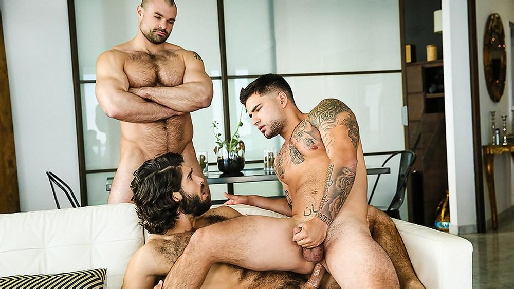 Gay Porn Star Vadim Black Has Sex With Diego Sans, Jaxx Thanatos, Damien  Stone, Aspen & Buck Carter