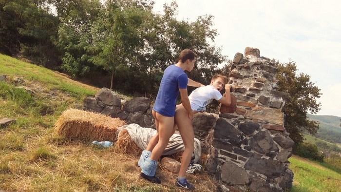BelAmi Freshmen Gay Porn Boot Camp Teaser 3
